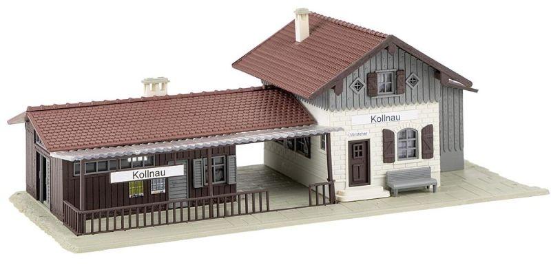 Kleinstation Kollnau Bausatz, Spur H0
