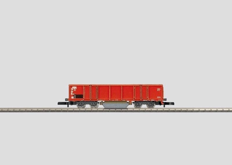 Schienenreinigungswagen Eaos 106 Spur Z