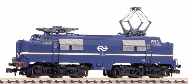 E-Lok Rh 1200 der NS, Ep. IV, Spur N