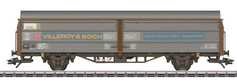 Schiebewandwagen Hbis-ww 299 Villeroy & Boch, DB AG, H0