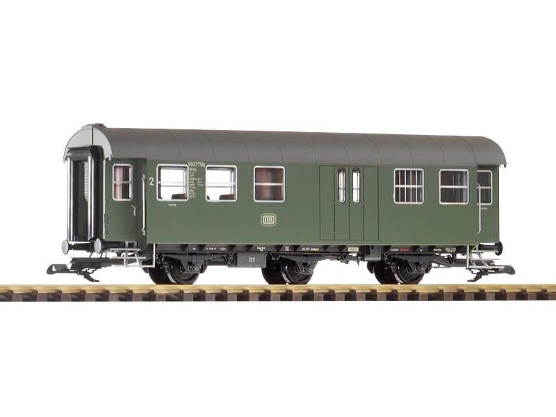 Umbauwagen BD3yg 2. Kl. mit Gepäckabteil, Epoche IV, Spur G