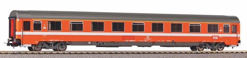 Schnellzugwagen Eurofima 1. Kl. der FS, Ep. IV, DC, Spur H0