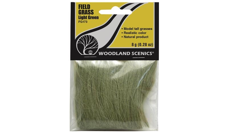 Field Grass - Hohes Gras, Hellgrün, 8 g