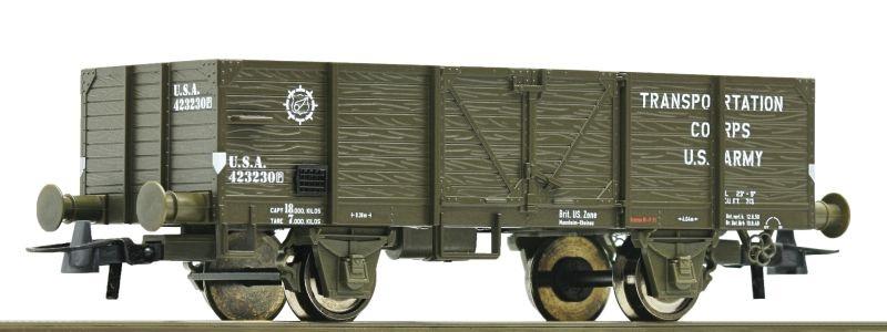 Offener Güterwagen der USTC, DC, Spur H0