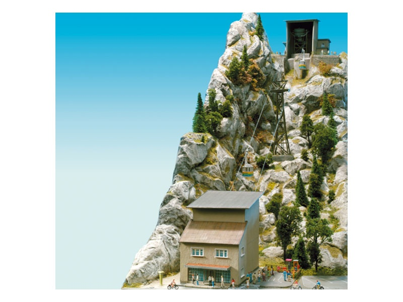 Seilbahn Nebelhorn, H0