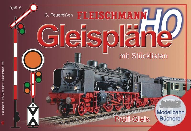 Gleisplanhandbuch für FLEISCHMANN-PROFI Gleise (H0)