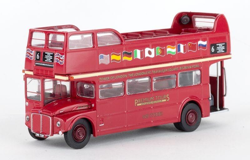 AEC Routemaster offen, Premium Tours, Ep. III, 1960, 1:87/H0