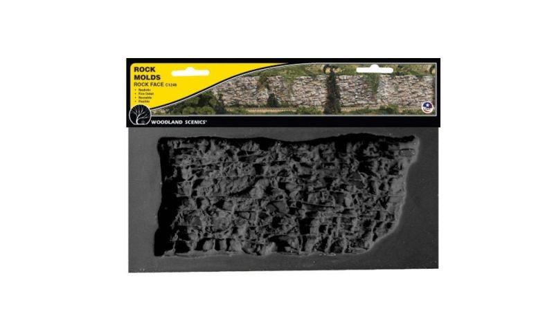 Rock Mold - Gießform Felswand