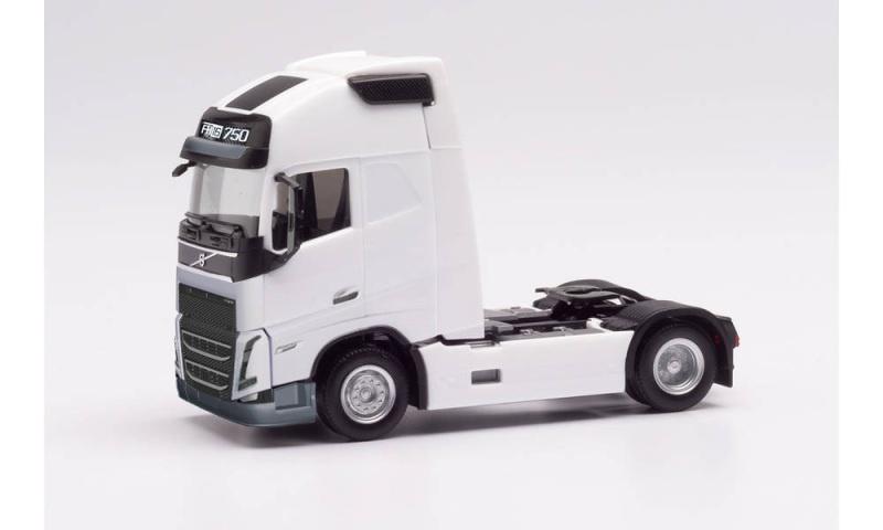 Volvo FH 16 Gl. XL 2020 Basic-Zugmaschine, weiß, 1:87 / H0