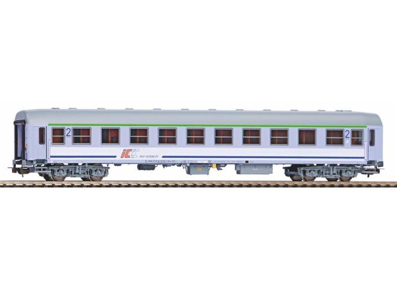 Personenwagen 111A der PKP Intercity, Ep. VI, DC, Spur H0