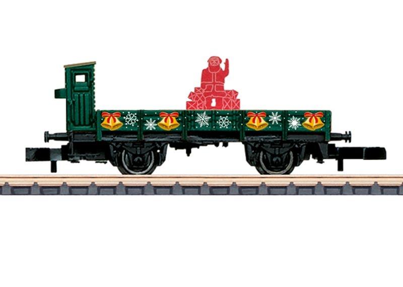 Weihnachtswagen 2020, Spur Z