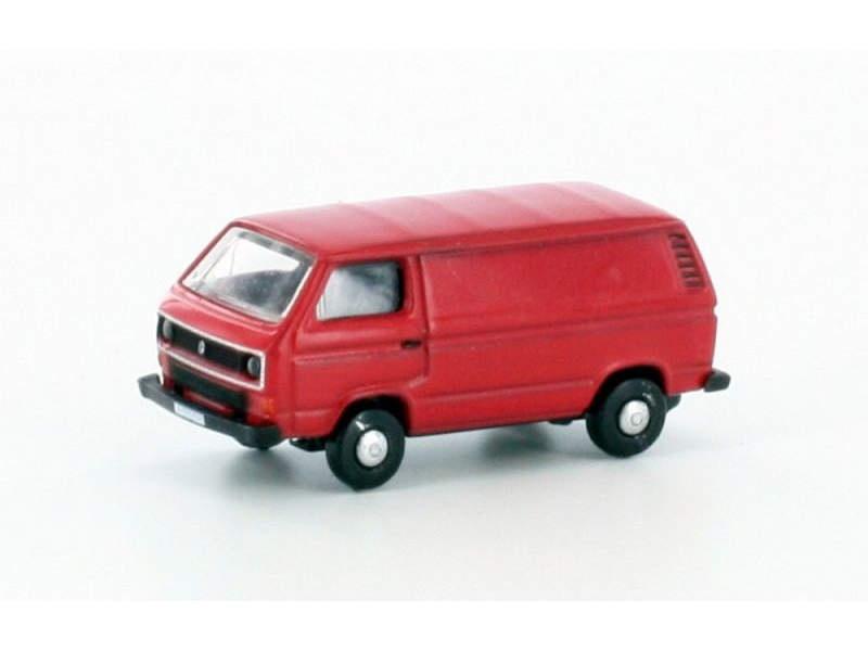 VW T3 Kasten orientrot, Epoche III / IV, Spur N