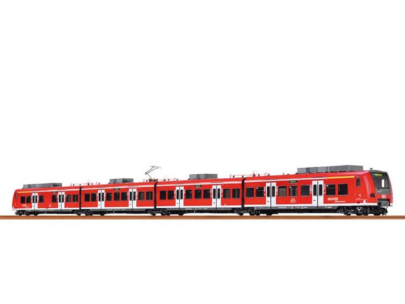 Elektrotriebwagen BR 425 der DB Regio Hessen, Analog, DC, H0