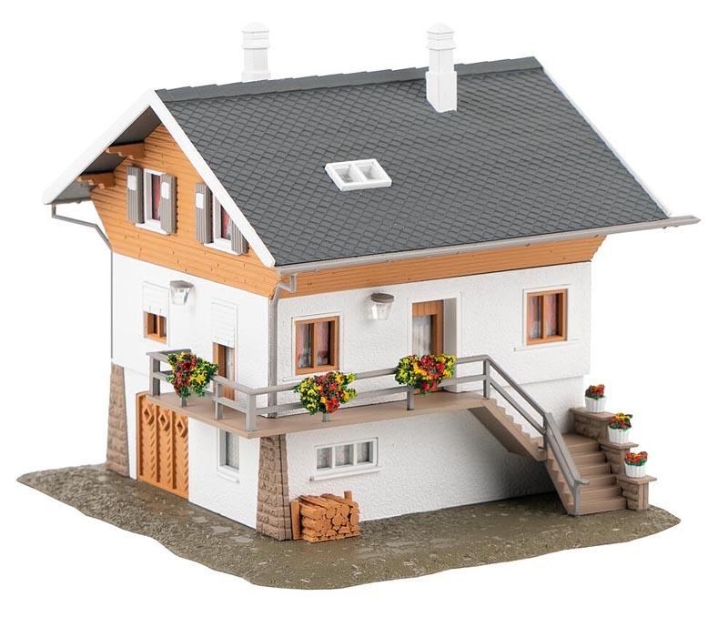 Berghaus Bausatz, Spur H0