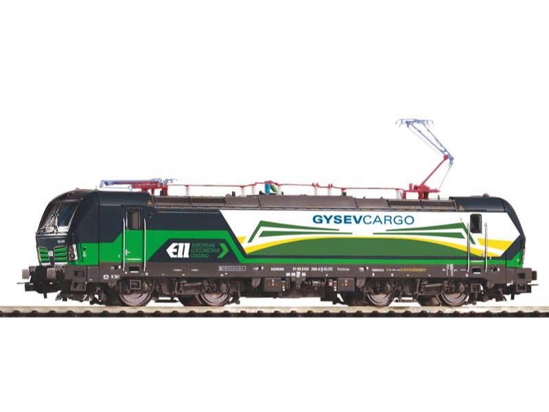 E-Lok Vectron ELL Gysev Cargo, AC-Version, Epoche VI,Spur H0