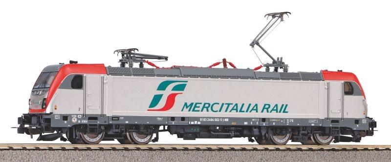 E-Lok E.494 der Mercitalia, Ep. VI, DC, Spur H0