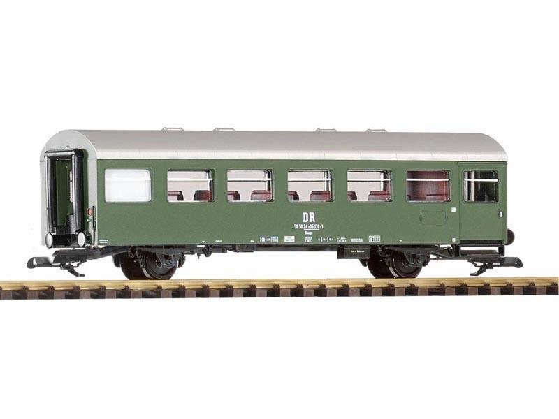 Personenwagen Reko 2achsig Bage der DR, Ep. IV, Spur G