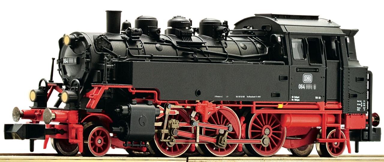 Dampflokomotive Baureihe 064 der DB, Epoche IV, Spur N