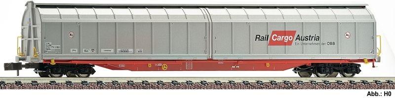 Großraum-Schiebewandwagen Habbillns der ÖBB, DC, Spur N