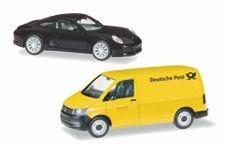 PKW und Transporter