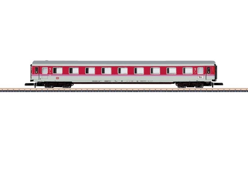 Abteilwagen IC 1. Klasse der DB, Spur Z