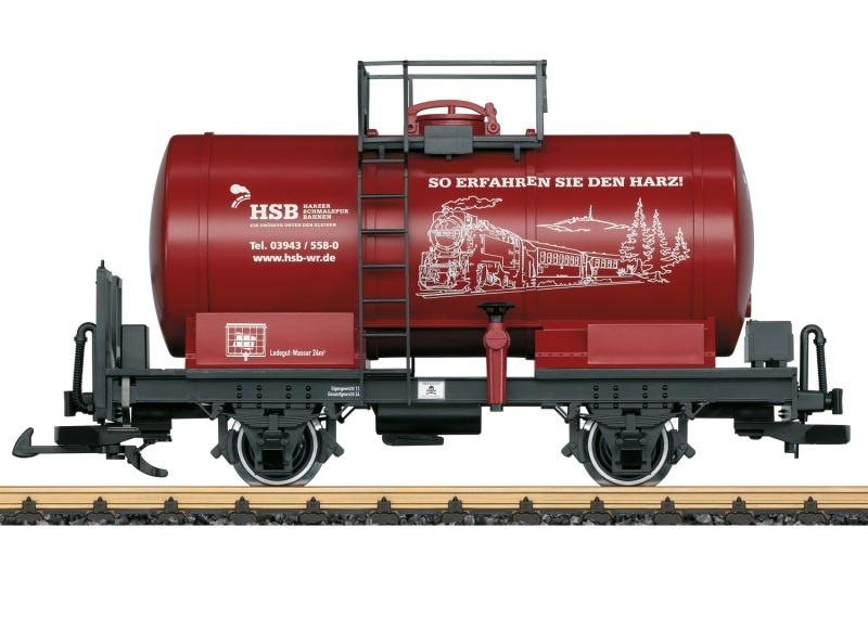 Löschwasserwagen der HSB, Spur G