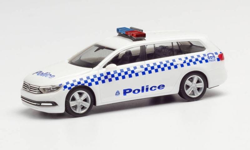VW Passat Variant Victoria Police, 1:87 / Spur H0