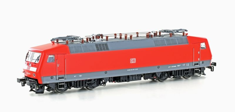 E-Lok BR120 120-1 der DB AG, Ep.Vb, Sound, DC, Spur H0