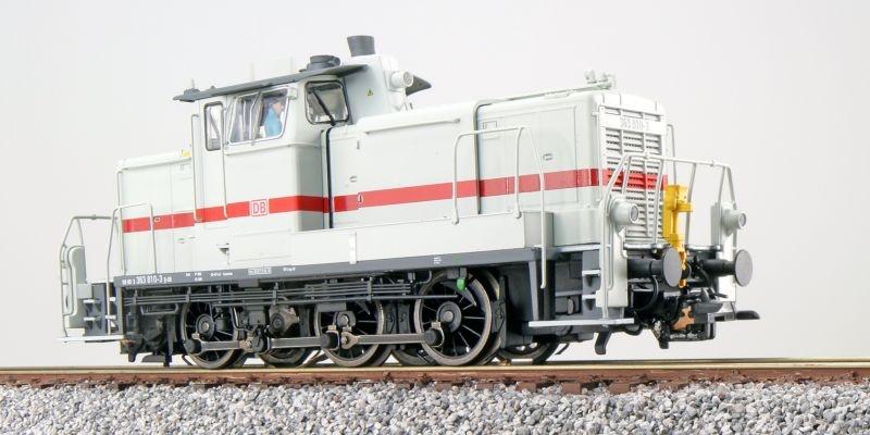 Diesellok BR V60 363 810, DB, Sound+Rauch, DC/AC, Spur H0
