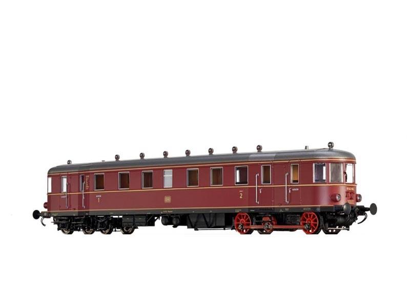 Dieseltriebwagen VT62.9 der DB, III, Analog Basic+, DC, H0