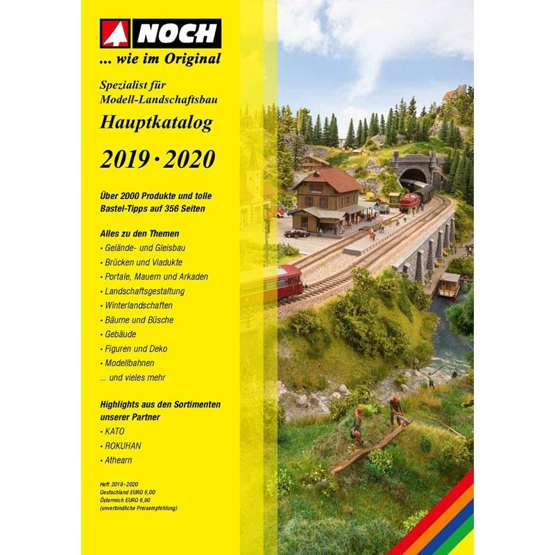 NOCH Katalog 2019/2020 Deutsch mit UVP
