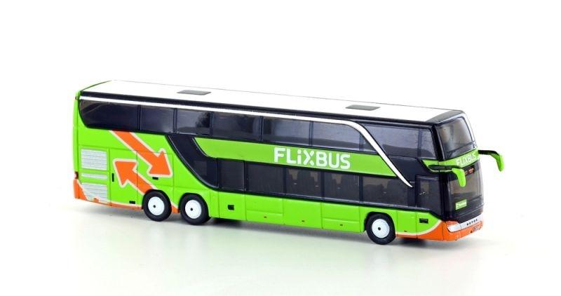 Setra 431 DT Flixbus, 1:160 / Spur N