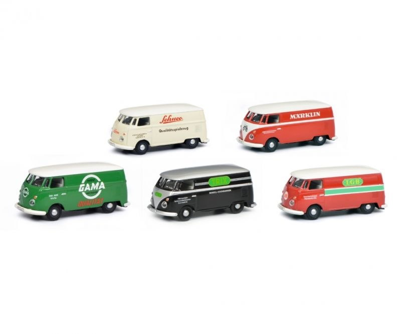 Set VW T1c Bus MHI, 1:87, H0