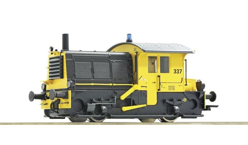 Diesellokomotive Serie 200/300 der NS, Sound, DC, Spur H0