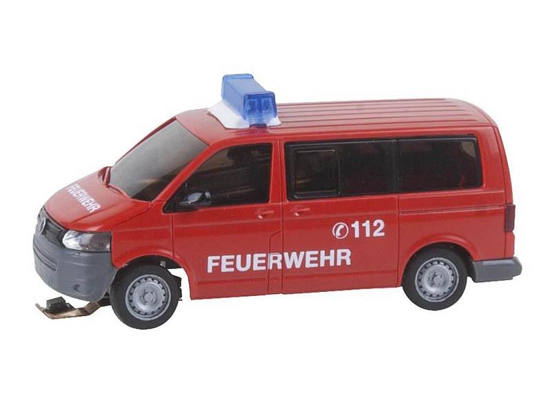 VW T5 Feuerwehr Car System (WIKING) H0