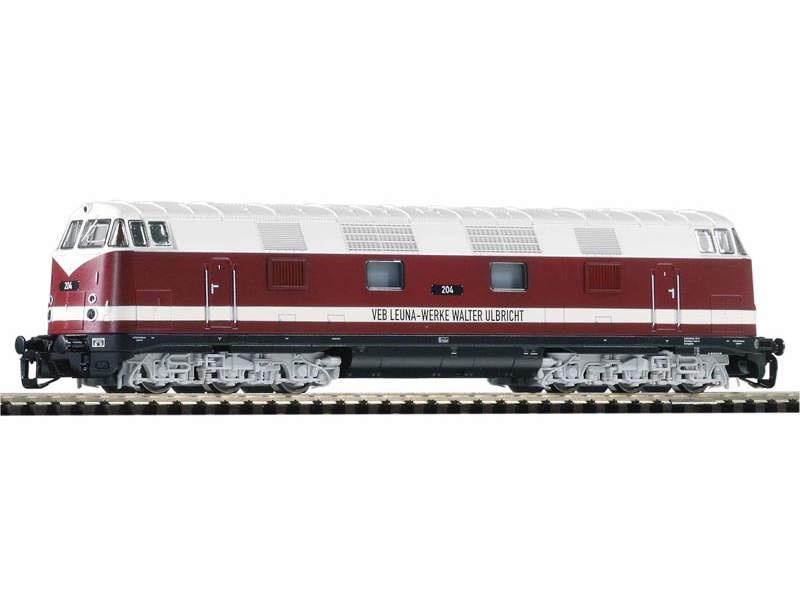 Diesellok BR 118 Leuna Werke, 6-achsig, Epoche IV, Spur TT