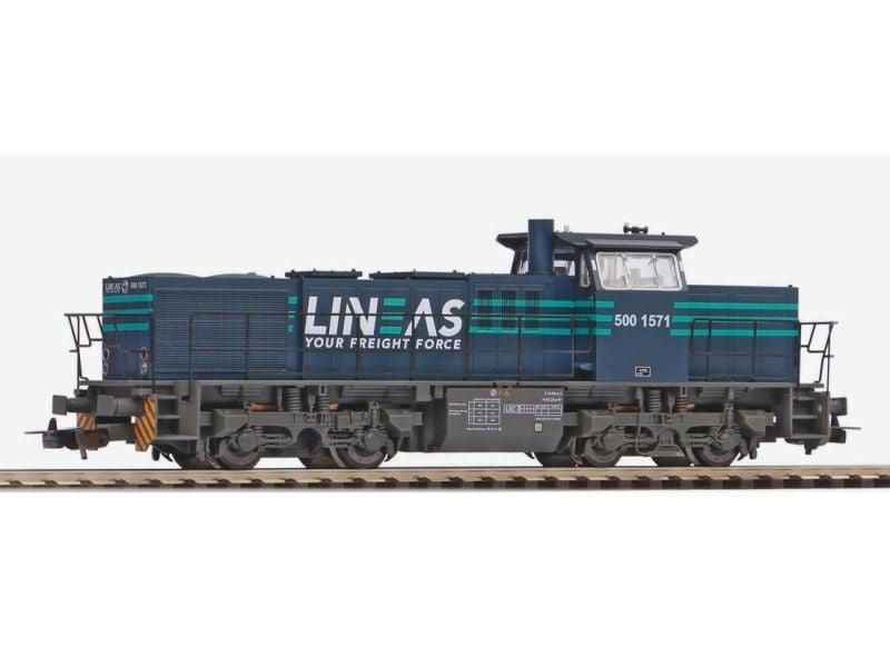 Diesellok G 1206 der Lineas, Epoche VI, AC, Spur H0