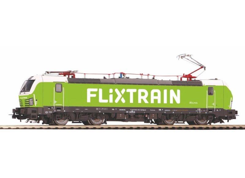 Elektrolok Vectron der Flixtrain, Epoche VI, DC, Spur H0