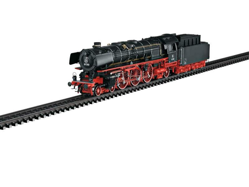 Schnellzug-Dampflokomotive BR 01 202 Sound mfx+ H0