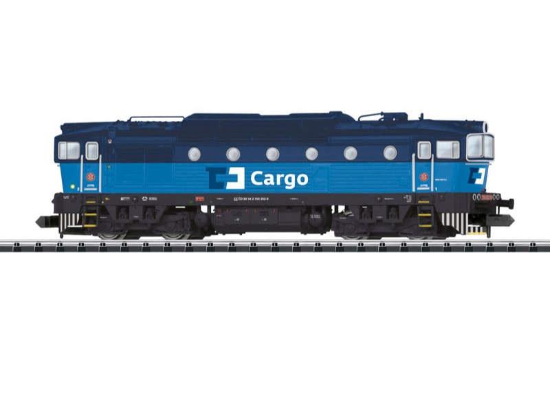 Diesellok Serie 750 CD Cargo Spur N