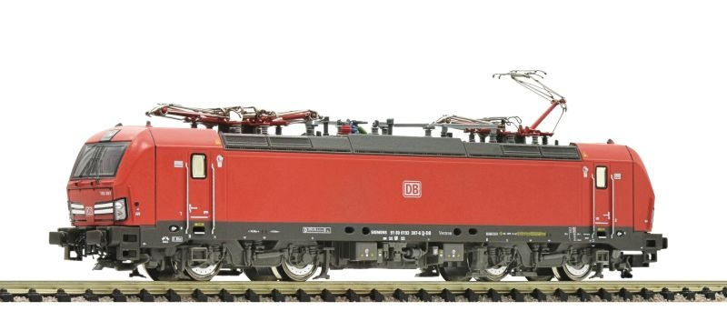 Elektrolokomotive BR 193 der DB AG, DC, Spur N