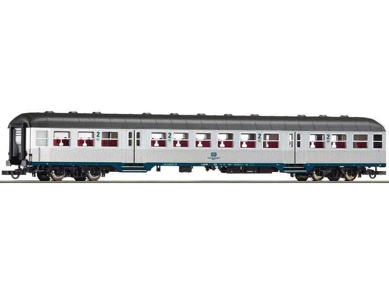 Nahverkehrswagen Silberling 2. Kl. DB H0