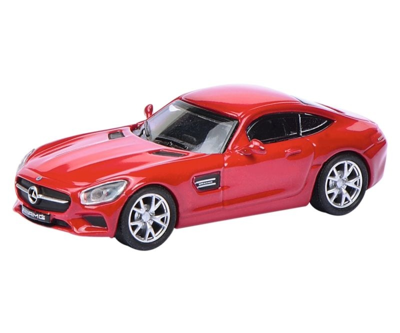 Mercedes-AMG GT S, rot 1:87 / Spur H0
