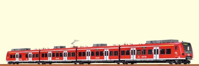 Sound-E-Triebwagen 425 der DB Regio BaWü, Epoche V, Spur H0