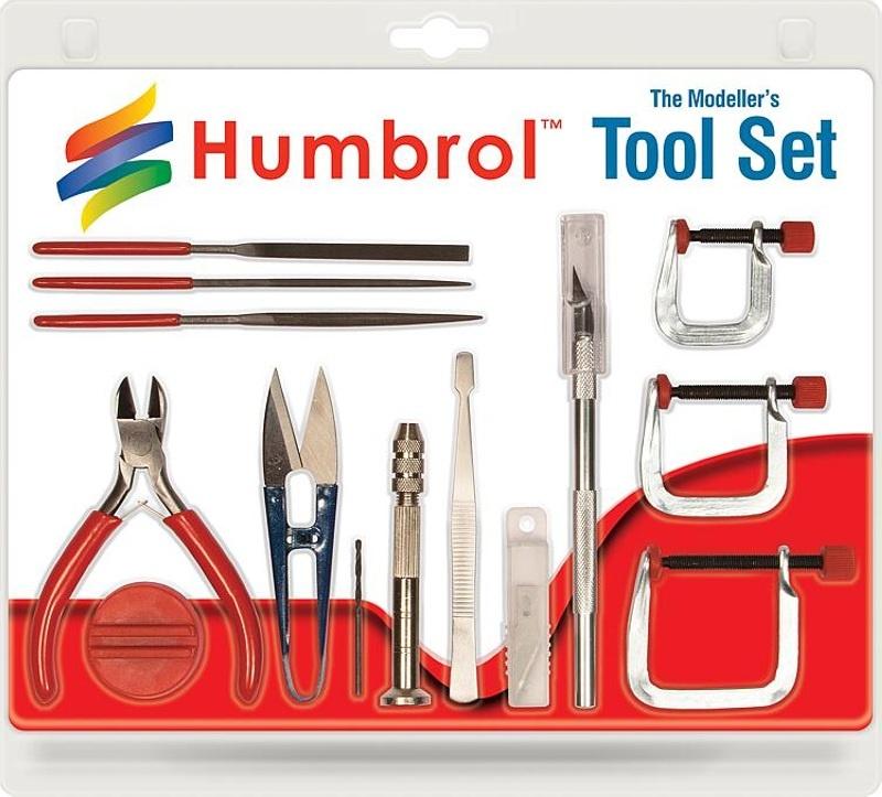 Werkzeug-Set, mittel