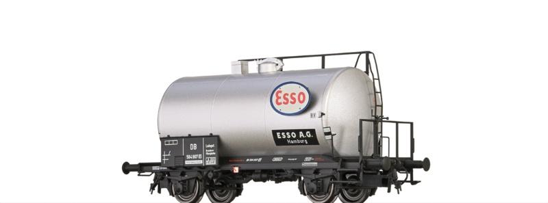 Kesselwagen Z [P] Esso der DB, DC, Spur H0