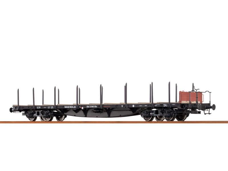 Schienenwagen SSla 44 der DRG, II, H0