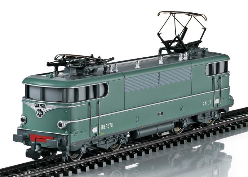 Elektrolokomotive BB 9200 der SNCF, DCC, mfx, AC, Spur H0