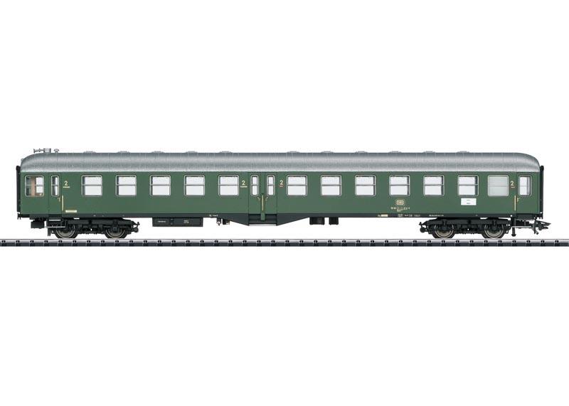 Steuerwagen 2. Klasse der DB, DC, Spur H0