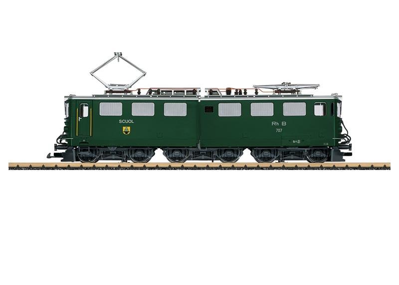 Elektrolokomotive Ge 6/6 II der RhB, Sound, mfx, DCC, Spur G